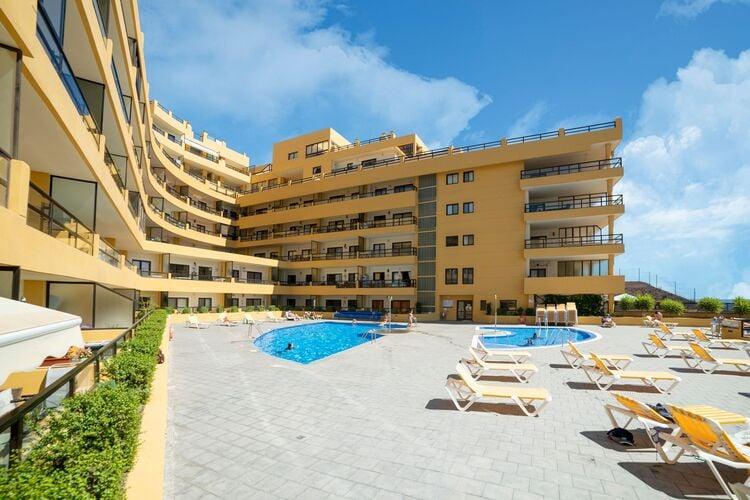vakantiehuis Spanje, trfe, Santa Cruz de Tenerife vakantiehuis ES-38639-04