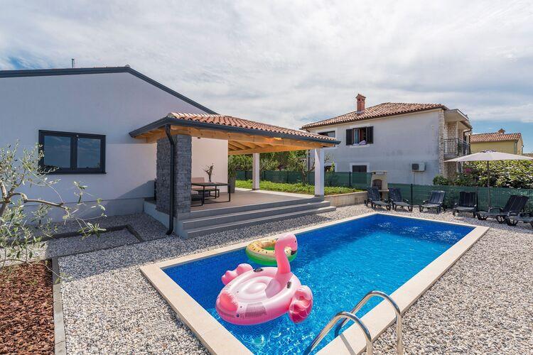vakantiehuis Kroatië, Istrie, Novigrad vakantiehuis HR-00049-18