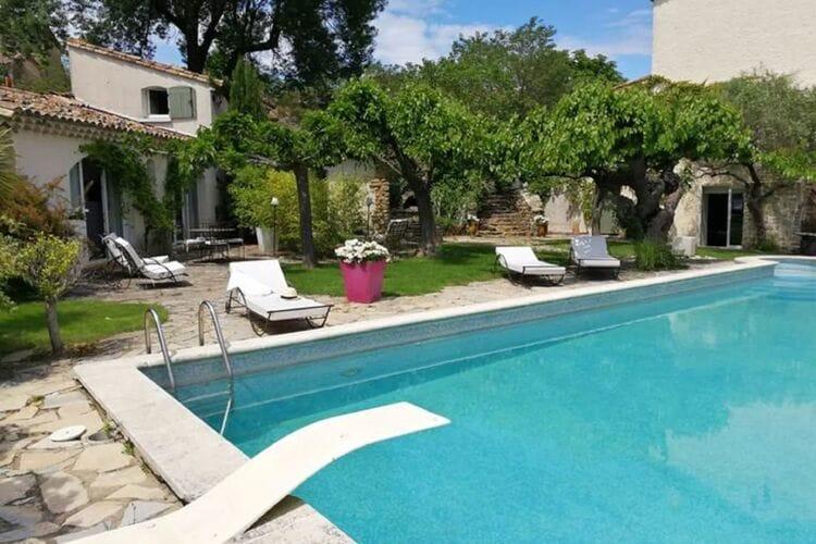 vakantiehuis Frankrijk, Languedoc-roussillon, Deaux vakantiehuis FR-30360-21