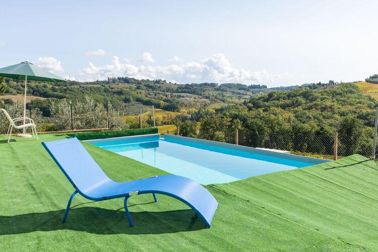 Boerderij Italië, Toscana, Montespertoli (FI) Boerderij IT-00077-12