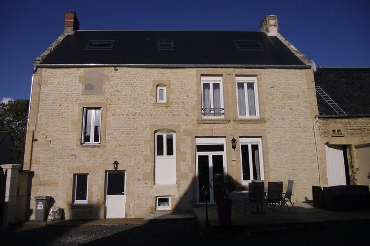 Vakantiehuizen Frankrijk | Normandie | Vakantiehuis te huur in Asnelles   met wifi 10 personen