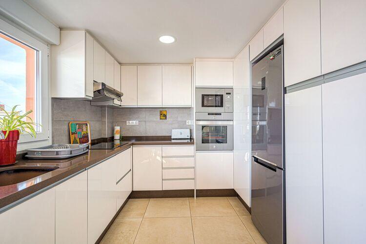 Appartement Spanje, Costa Blanca, El Campello Appartement ES-03550-08