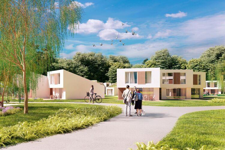 Bungalows Belgie | Limburg | Bungalow te huur in Hechtel-Eksel   met wifi 6 personen
