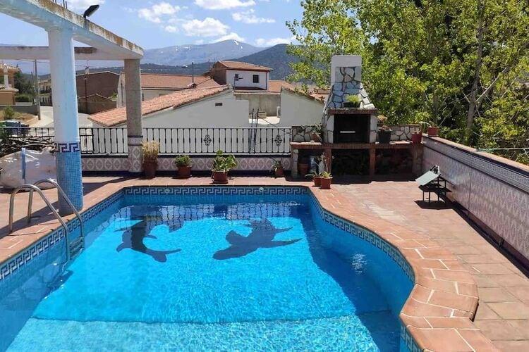 Vakantiehuizen Spanje | Andalucia | Vakantiehuis te huur in Cogollos-de-Guadix met zwembad  met wifi 7 personen