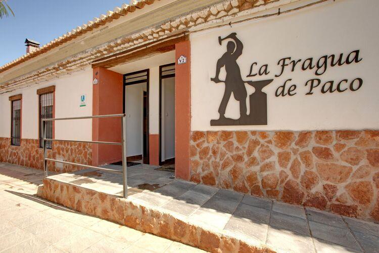 met je hond naar dit vakantiehuis in Cogollos de Guadix