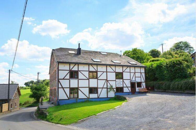 Vakantiehuizen Belgie | Luik | Vakantiehuis te huur in Trois-Ponts   met wifi 20 personen