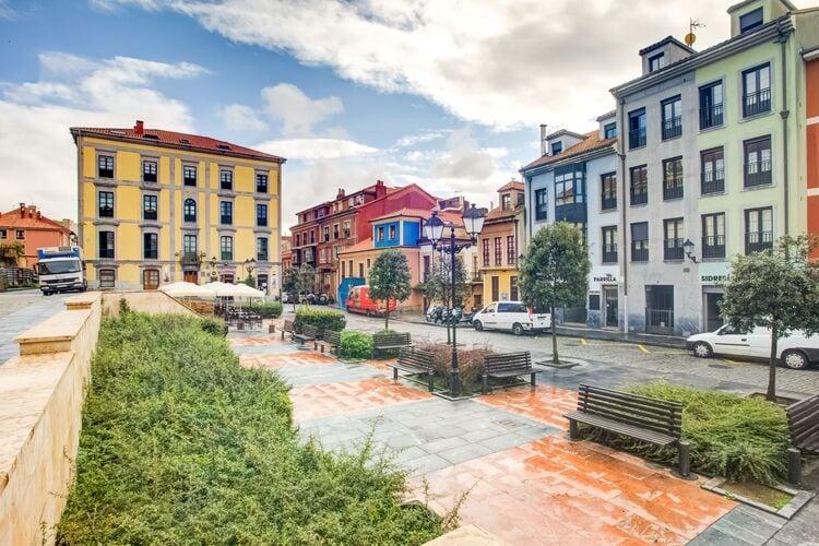Appartementen Spanje | Het-Groene-Spanje | Appartement te huur in Gijon   met wifi 4 personen