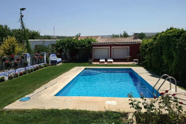 Vakantiehuizen Spanje | Andalucia | Vakantiehuis te huur in Zujar met zwembad  met wifi 10 personen