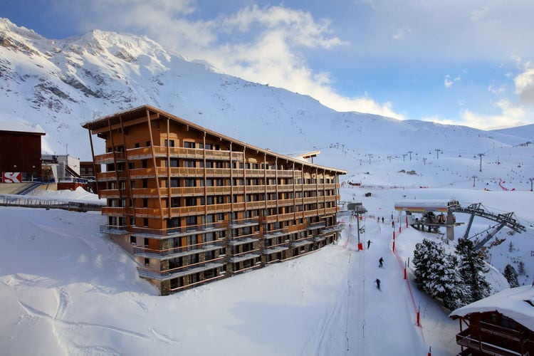 Vakantiehuizen Frankrijk   Rhone-alpes   Appartement te huur in Les-Arcs   met wifi 4 personen
