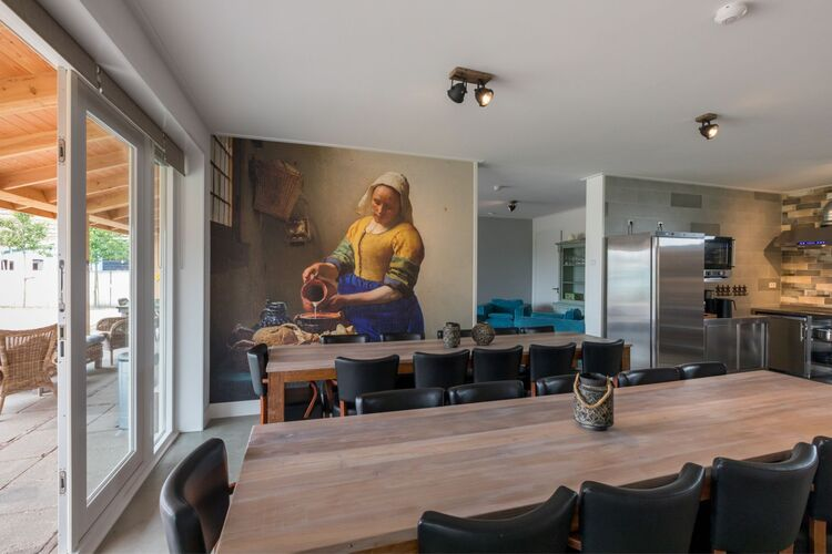 vakantiehuis Nederland, Zeeland, Dishoek vakantiehuis NL-4371-47