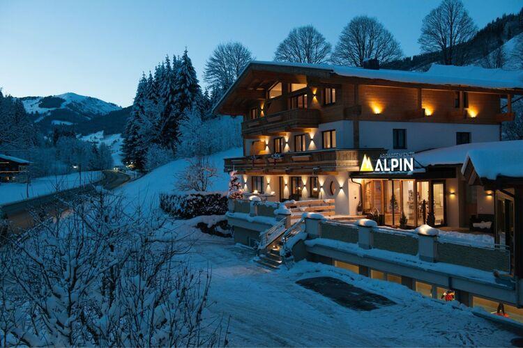 Vakantiehuizen Oostenrijk | Salzburg | Appartement te huur in Saalbach   met wifi 6 personen