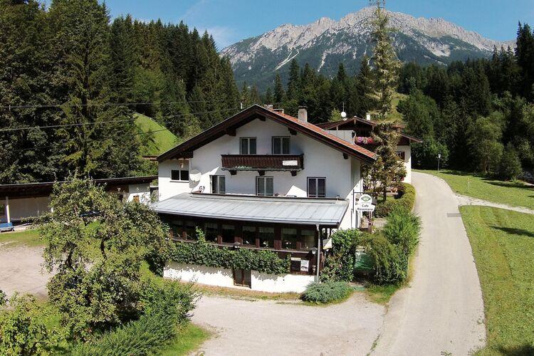 Vakantiehuizen Oostenrijk | Tirol | Appartement te huur in Scheffaui   met wifi 4 personen