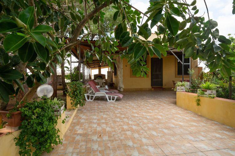 vakantiehuis Italië, Sicilia, triscina di selinunte vakantiehuis IT-00077-64