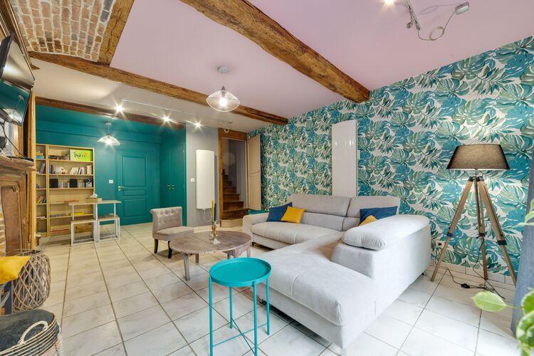 vakantiehuis Frankrijk, Champagne-ardenne, ROCROI vakantiehuis FR-08230-01