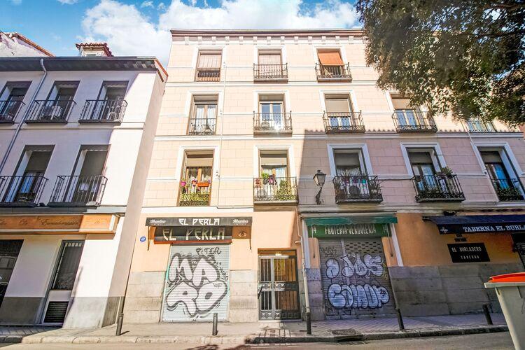 Vakantiehuizen Spanje | Madrid | Appartement te huur in Madrid   met wifi 4 personen