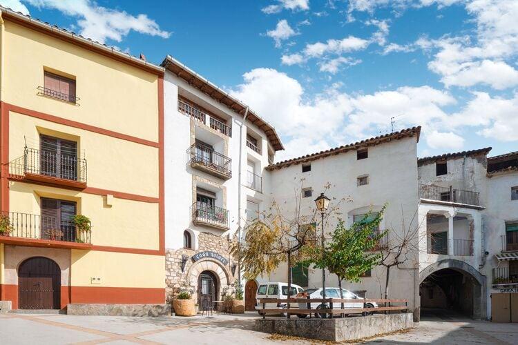 Vakantiehuizen Spanje | Navarra | Vakantiehuis te huur in Tolva   met wifi 7 personen