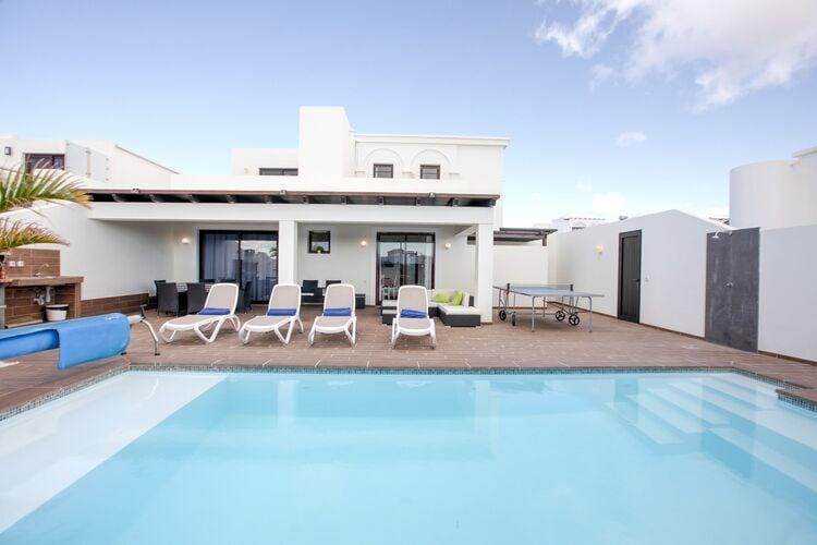 Vakantiehuizen grca te huur Playa-Blanca- ES-00096-24 met zwembad  met wifi te huur