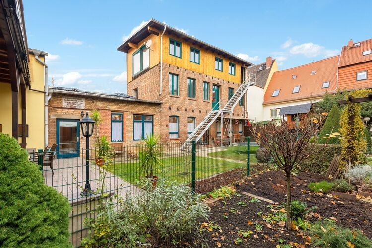 Vakantiehuizen Duitsland | Saksen-Anhalt | Appartement te huur in Naumburg   met wifi 2 personen
