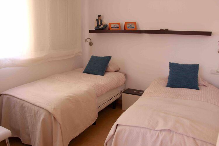 vakantiehuis Spanje, Costa Blanca, Torre Pacheco vakantiehuis ES-30700-17