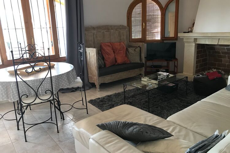 vakantiehuis Spanje, Costa Blanca, Benigembla vakantiehuis ES-00096-52