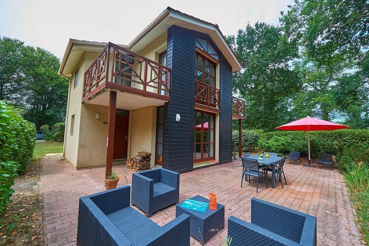 Villas Frankrijk | Cote-Atlantique | Villa te huur in Salles met zwembad  met wifi 4 personen