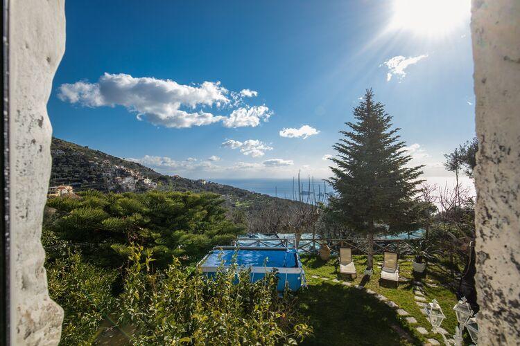 Villas Italie | Campania | Villa te huur in Massa-Lubrense met zwembad  met wifi 6 personen