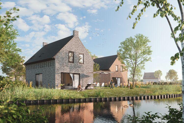 Vakantiehuizen Nederland | Zeeland | Villa te huur in Wolphaartsdijk   met wifi 6 personen