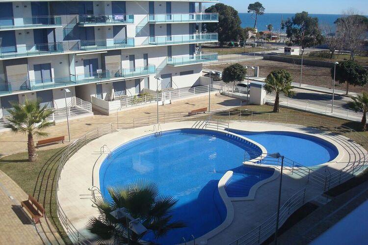 Appartement Spanje, Costa Dorada, Cambrils Appartement ES-00096-96