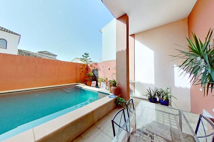Vakantiehuizen Spanje | Andalucia | Vakantiehuis te huur in Villaverde-del-Rio met zwembad  met wifi 9 personen