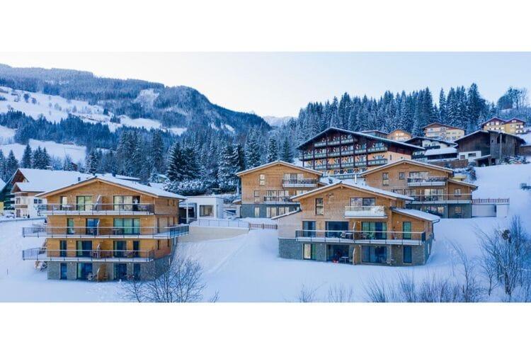 Vakantiehuizen Oostenrijk   Steiermark   Appartement te huur in Schladming-Rohrmoos   met wifi 4 personen