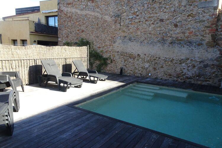 vakantiehuis Spanje, Costa Brava, Ulla vakantiehuis ES-17140-02