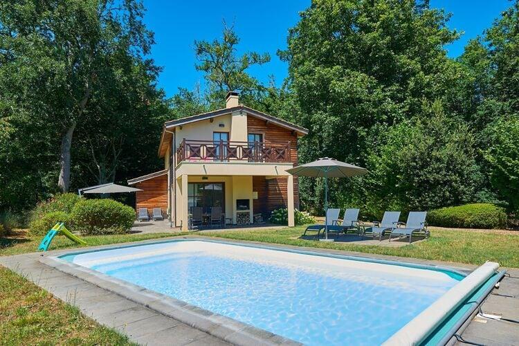 Villas Frankrijk | Cote-Atlantique | Villa te huur in Salles met zwembad  met wifi 8 personen