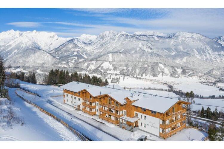 Vakantiehuizen Oostenrijk | Steiermark | Appartement te huur in Haus-im-Ennstal-Schladming   met wifi 6 personen