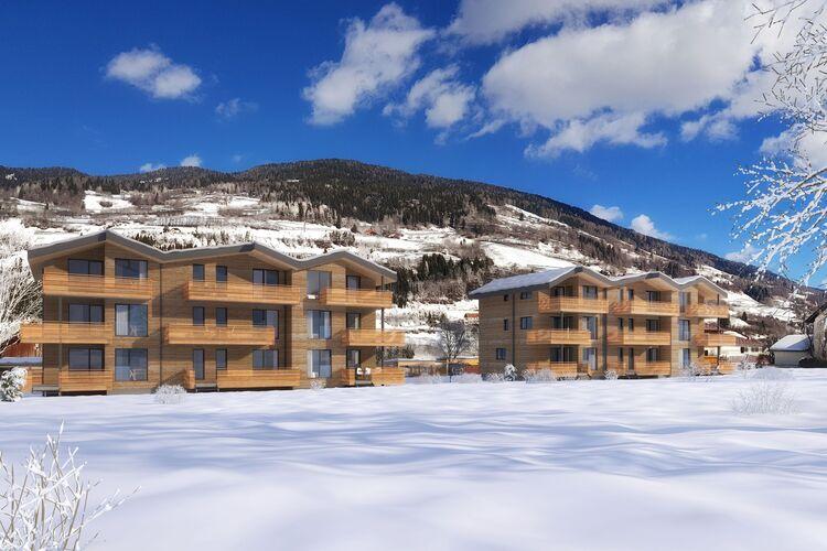 Vakantiehuizen Oostenrijk | Steiermark | Appartement te huur in St-Georgen-am-Kreischberg   met wifi 4 personen