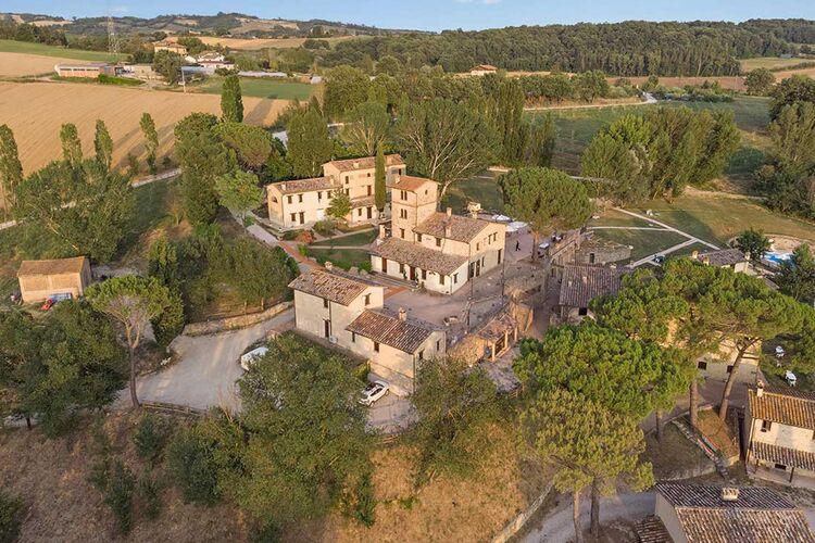 Appartement Italië, Umbrie, Montone Appartement IT-06014-09