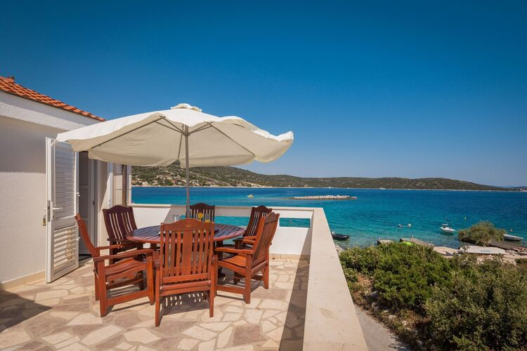 Villa Kroatië, Dalmatie, Sevid Villa HR-00049-33