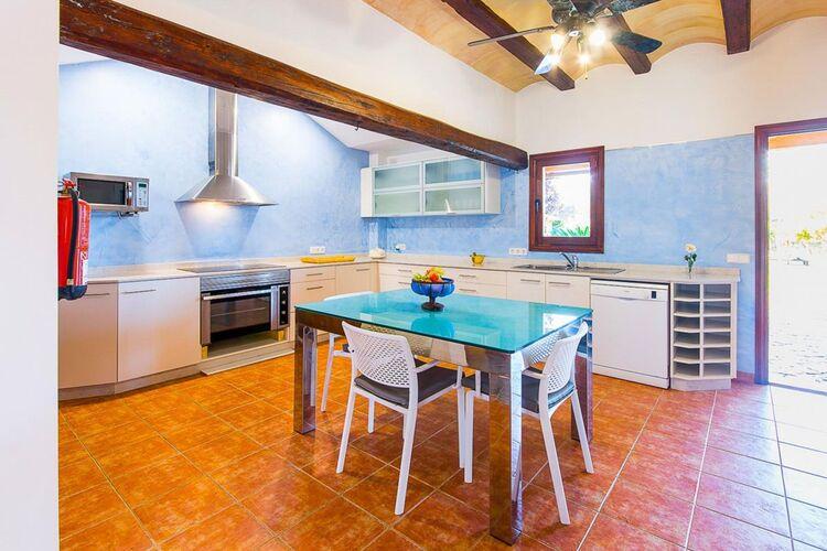 vakantiehuis Spanje, Mallorca, Santa Margalida vakantiehuis ES-00097-45