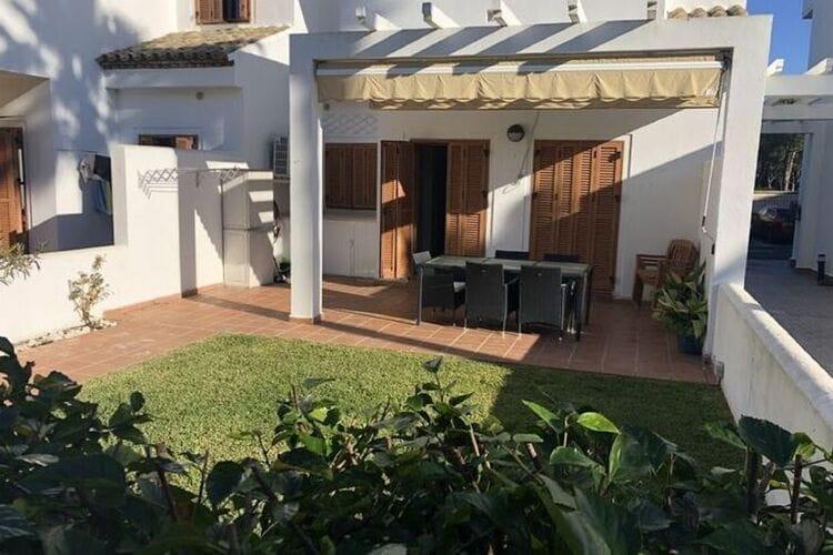 Vakantiehuizen Spanje | Luz | Vakantiehuis te huur in Chiclana-de-la-Frontera met zwembad  met wifi 5 personen