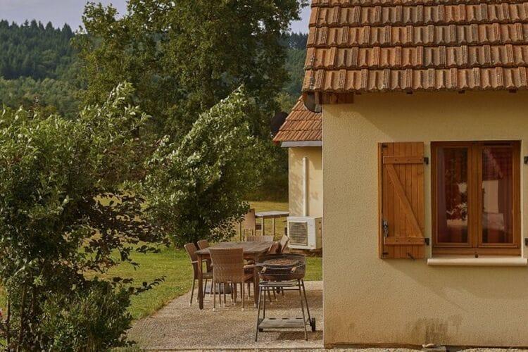 vakantiehuis Frankrijk, Midi-Pyrenees, Lacapelle-Marival vakantiehuis FR-00050-77