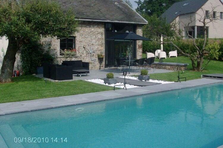 Vakantiehuizen Belgie | Luik | Vakantiehuis te huur in Jalhay met zwembad  met wifi 4 personen