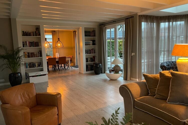 vakantiehuis Nederland, Noord-Brabant, Kaatsheuvel vakantiehuis NL-5171-23