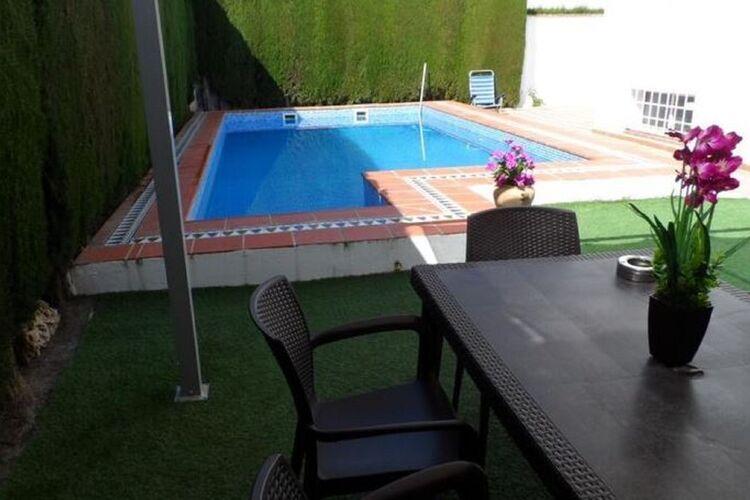 Vakantiehuizen Spanje | Andalucia | Vakantiehuis te huur in Hijar-Las-Gabias met zwembad  met wifi 14 personen