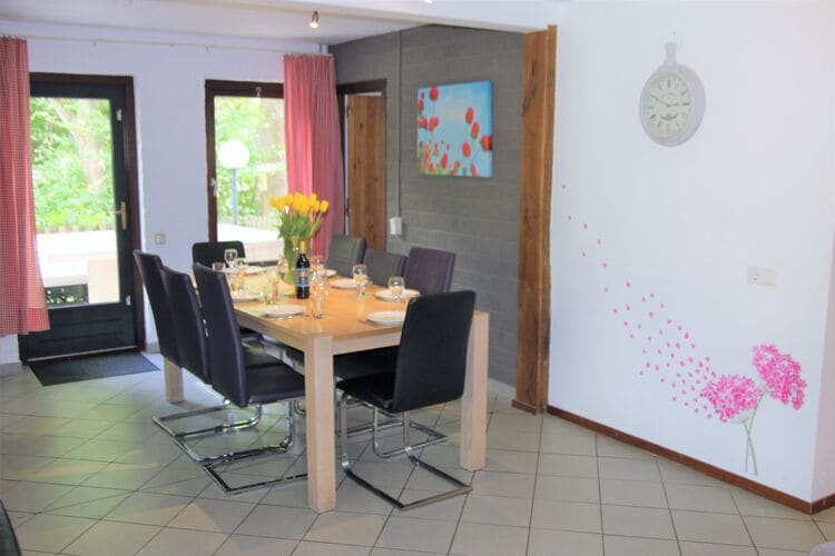 vakantiehuis Nederland, Limburg, Ulestraten vakantiehuis NL-6235-04