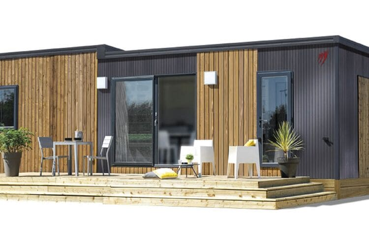 Vakantiehuizen Nederland | Gelderland | Chalet te huur in Maurik met zwembad  met wifi 6 personen