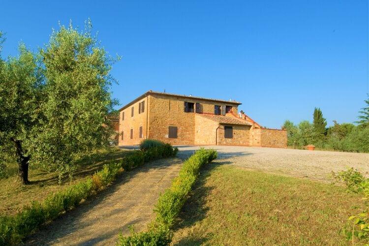 Boerderij Italië, Toscana, Gambassi Terme-Fi Boerderij IT-50050-181