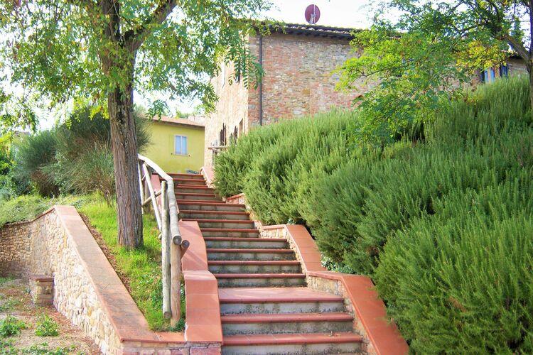 Boerderij Italië, Toscana, Gambassi Terme-Fi Boerderij IT-50050-184