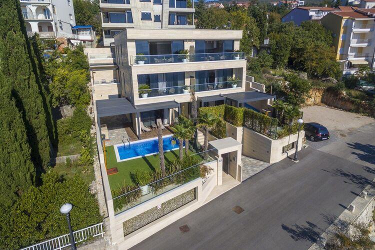 Villa Kroatië, Kvarner, Crikvenica Villa HR-00049-94