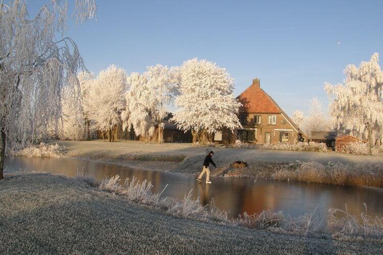 vakantiehuis Nederland, Overijssel, Giethoorn vakantiehuis NL-8355-66