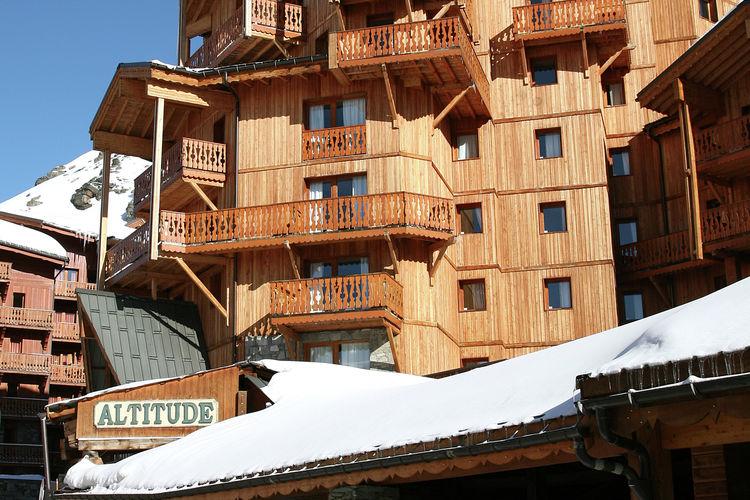 Vakantiehuizen Frankrijk | Rhone-alpes | Appartement te huur in Val-Thorens met zwembad  met wifi 12 personen