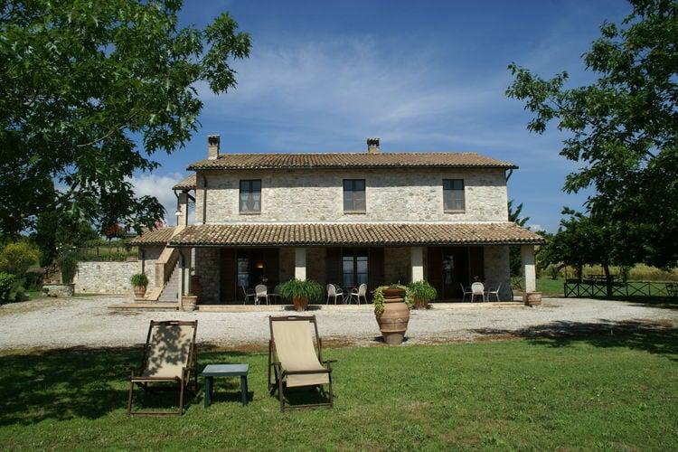 Villas Italie | Umbrie | Villa te huur in Fabro met zwembad  met wifi 5 personen